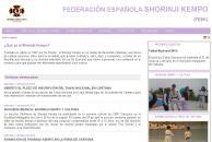 Nueva web FESK