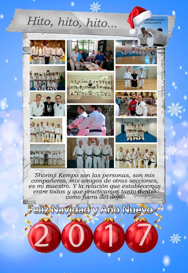 Feliz Navidad desde la Seccion Sevilla-Linde